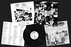 """RAW DEAL (UK) / Cut Above The Rest (12""""LP)"""