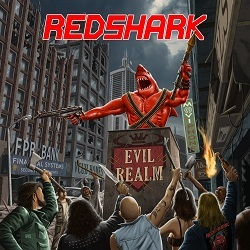 REDSHARK (Spain) / Evil Realm + 7 (2021 expanded edition)