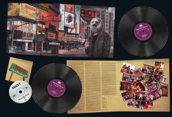 "RIOT (US) / Archives Volume 1: 1976-1981 (12"" vinyl) + DVD"