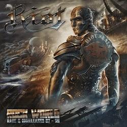 RIOT (US) / Rock World - Rare & Unreleased 87-95 (Limited digipak edition)