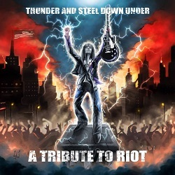V.A. / Thunder And Steel Down Under - A Tribute To Riot