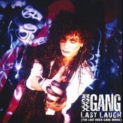 ROXX GANG (US) / Last Laugh (The Lost Roxx Gang Demos)