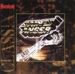 SAINTS' ANGER (Germany) / Danger Metal (Mausoleum Classix)