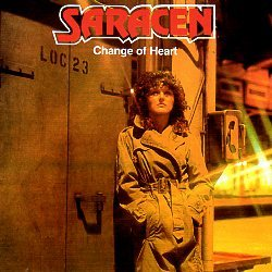 SARACEN (UK) / Change Of Heart (collector's item)