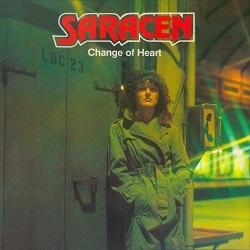 SARACEN (UK) / Change Of Heart + 2