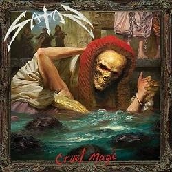 SATAN (UK) / Cruel Magic (Brazil edition with slipcase)