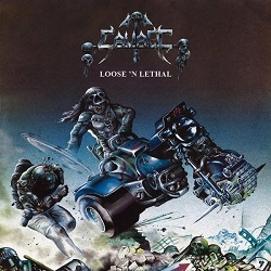 SAVAGE (UK) / Loose 'n Lethal + 4 (Brazil edition)