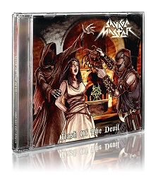 SAVAGE MASTER (US) / Mask Of The Devil (2016 edition)