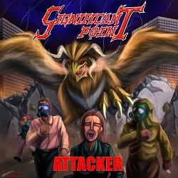 """SIGNIFICANT POINT (Japan) / Attacker (7"""" vinyl)"""