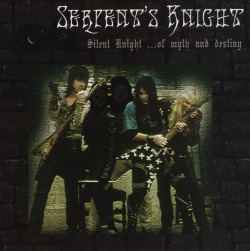 SERPENT'S KNIGHT(US) / Silent Knight ...Of Myth And Destiny (2CD)
