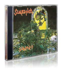 SLAUGHTER (Canada) / Strappado + 14 (2014 reissue)