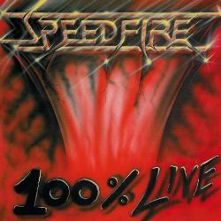 SPEEDFIRE (Greece) / 100% Live (CD+DVD)