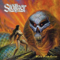 STALKER (New Zealand) / Black Majik Terror