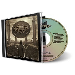 STEEL AGGRESSOR (US) / Mourning Star... Total Eclipse