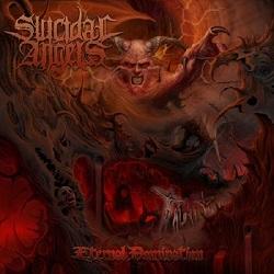 SUICIDAL ANGELS (Greece) / Eternal Domination (2013 reissue)