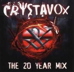 CRYSTAVOX (US) / The 20 Year Mix (CD+DVD)