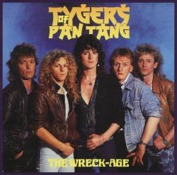 TYGERS OF PAN TANG (UK) / The Wreck-Age