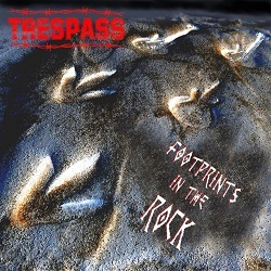 TRESPASS (UK) / Footprints In The Rock