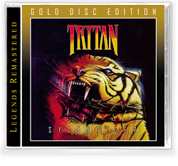 TRYTAN (US) / Sylentiger (Gold Disc Edition)