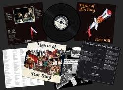 """TYGERS OF PAN TANG (UK) / First Kill (12""""LP)"""