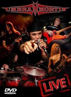 UMBRA MORTIS (Indonesia) / Live (DVD-R)