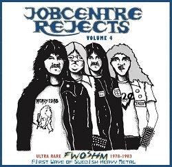 V.A. / Jobcentre Rejects Vol. 4 - Ultra Rare FWOSHM 1978-1983
