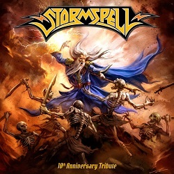 V.A. / STORMSPELL -  10th Anniversary Tribute