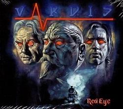 VARDIS (UK) / Red Eye + 2 (Limited digipak edition)