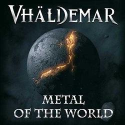 VHALDEMAR (Spain) / Metal Of The World (original edition)