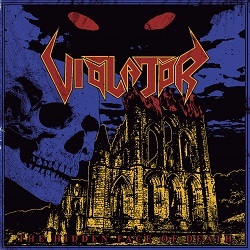 VIOLATOR (Brazil) / The Hidden Face Of Death