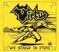 VIRTUE (UK) / We Stand To Fight + 3 (Limited digipak edition)