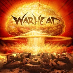 WARHEAD (US/South Carolina) / Explosive Rock
