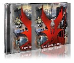WARLORD (US) / Rising Out Of The Ashes (2017 reissue 2CD with slipcase)