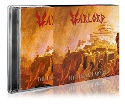 WARLORD (US) / The Holy Empire (2017 reissue 2CD with slipcase)