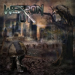 WEAPON (UK) / Ghosts Of War + 1