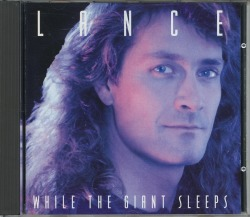 LANCE/WHILE THE GIANT SLEEPS (USED)