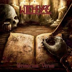 WITCHFYRE (Spain) / Grimorium Verum