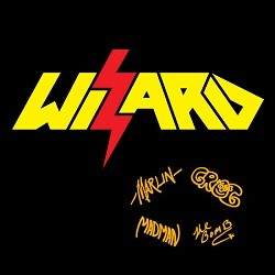 WIZARD (US) / Marlin, Grog, Madman & The Bomb + 2
