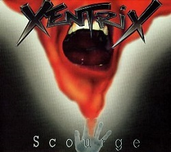 XENTRIX (UK) / Scourge (2016 reissue)