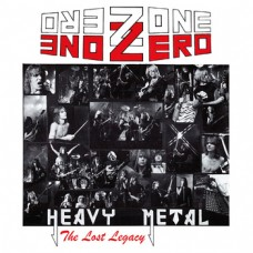 ZONE ZERO (Sweden) / The Lost Legacy (2CD)