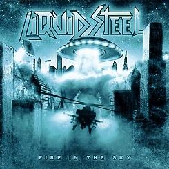 LIQUID STEEL (Austria) / Fire In The Sky
