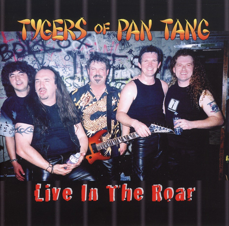 TYGERS OF PAN TANG (UK) / Live In The Roar