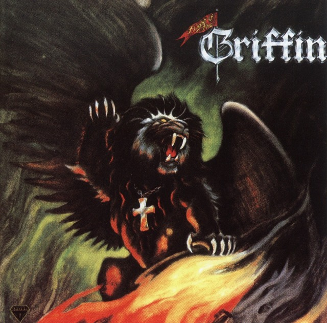 GRIFFIN (US) / Flight Of The Griffin (collector's item)
