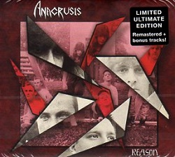 ANACRUSIS (US) / Reason + 2 (2019 reissue)