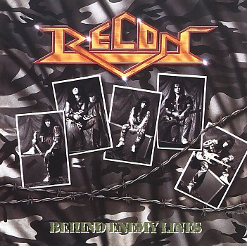 RECON (US) / Behind Enemy Lines (collector's item)