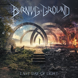 BURNING GROUND (Italy) / Last Day Of Light