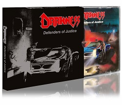 DARKNESS (Germany) / Defenders Of Justice (2019 reissue)