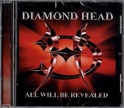 DIAMOND HEAD (UK) / All Will Be Revealed (2016 reissue)
