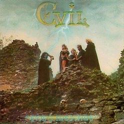 EVIL (Denmark) / Evil's Message + 8 (collector's item)