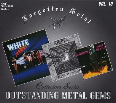 V.A. / Forgotten Metal - Outstanding Metal Gems Vol. 10